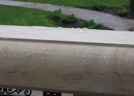 Заделка швов между трубой и крышей